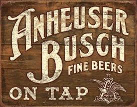ANHEUSER BUSCH FINE BEER