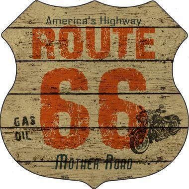 AMERICA's highway route 66 mother road