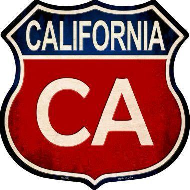 CALIFORNIA CA