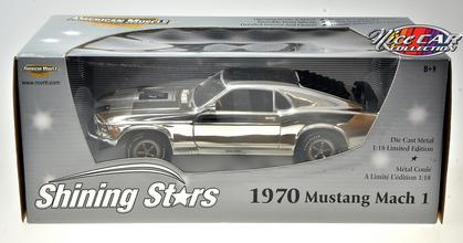 Ford Mustang Mach 1 1970 (Chrome)