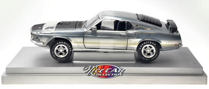 Ford Mustang Mach 1 1969 (Chrome)