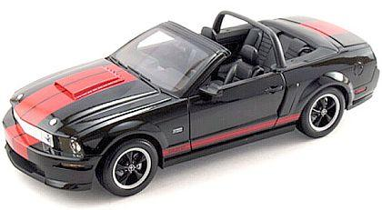 Ford Shelby GT Convertible 2008