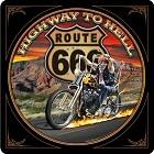 HIGHWAY TO HELL ROUTE 66