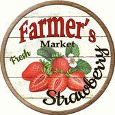 FARMER'S MARKET STRAWBERRY