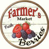 FARMER'S MARKET BERRIES