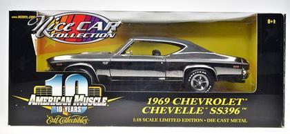 1969 Chevrolet Chevelle SS 396 Roof vinyl