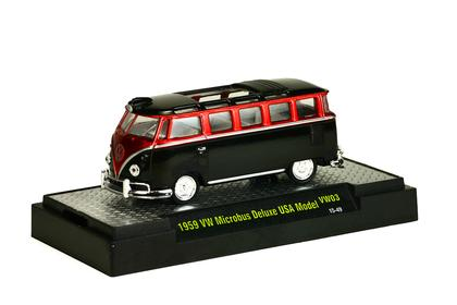 1959 VW Microbus Deluxe USA Model