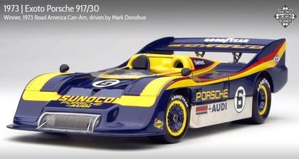 Porsche 917/30 Can AM winner 1973