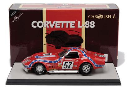 Chevrolet Corvette L-88 1972 Sebring #57 Heinz /Johnson