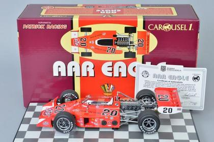 AAR Eagle 1973 Indy 500 Winner #20 Johncock STP