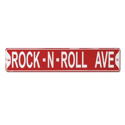 ROCK- N -ROLL AVE