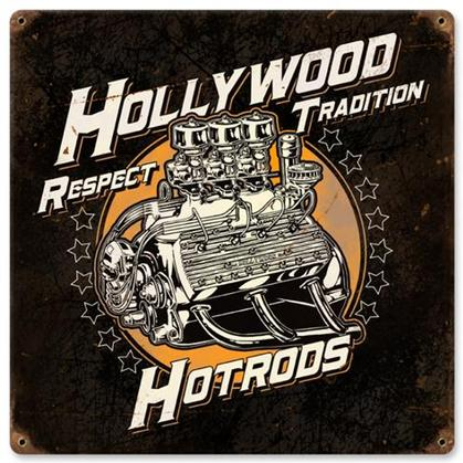 HOLLYWOOD RESPECT TRADITION HOTRODS