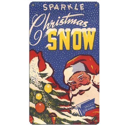 SPARKLE CHRISTMAS SNOW