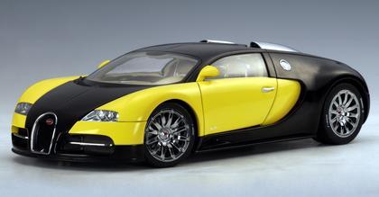 Bugatti EB 16.4 Veyron Show Car