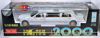Lincoln Limousine 2001