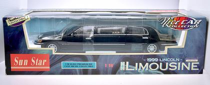 Lincoln Limousine 1999