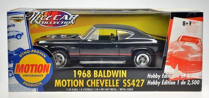 Chevrolet Chevelle SS 427 1968