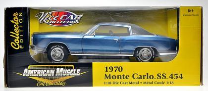 Chevrolet Monte Carlo SS 454 1971