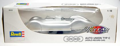 1937 Auto Union Type C (World Record Car)