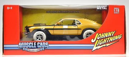 Ford Mustang Boss 429 1970 *White Lightning*