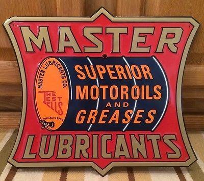 MASTER LUBRICANTS SUPERIOR MOTOROILS