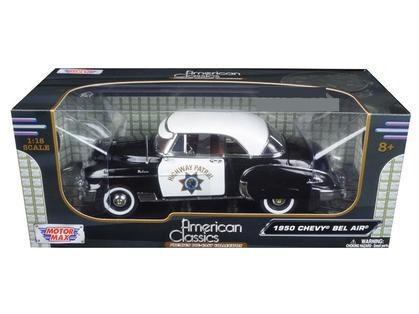 Chevrolet Bel Air 1950 Police