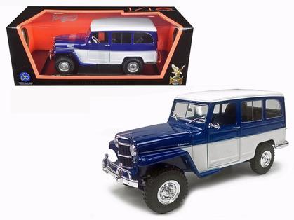 Jeep Willys Station Wagon 1955
