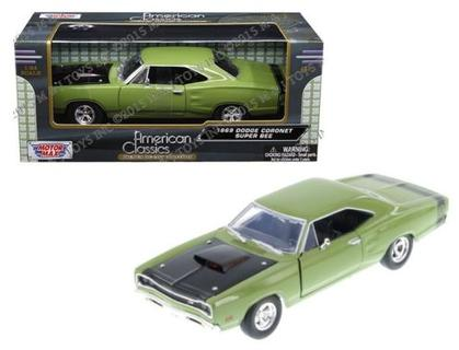 DODGE CORONET SUPER BEE 1969