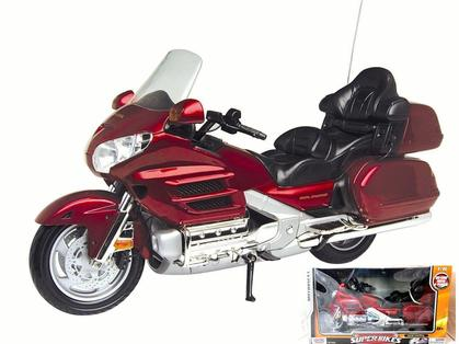 HONDA GOLDWING DIECAST MOTORCYCLE 1:6