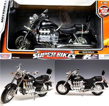 Honda Valkyrie Motorcycle 1:6