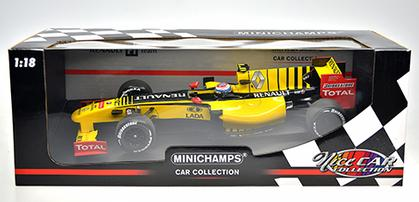 RENAULT F1 Team  Showcar 2010