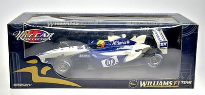 Williams F1 Team BMW FW24  R.Schumacher