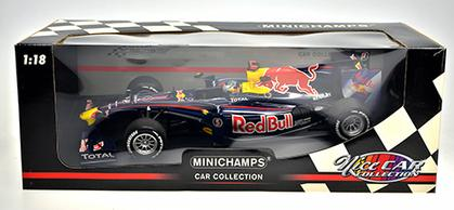 Red Bull Racing Showcar 2010   S. Vettel