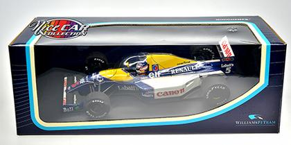 Williams Renault FW14  N.Mansell 1991