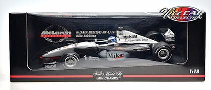 McLaren Mercedes MP 4/14  Mika Hakkinen