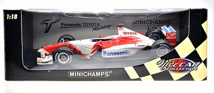 Panasonic Toyota Racing F1 Launch Version 2003