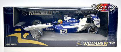 Williams F1, BMW Showcar 2003  R. Schumacher