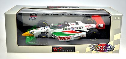Indy Reynard 981 All-American Racers P.J. Jones