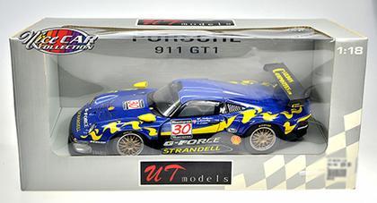 Porche 911 GT1 1997 Wallinder / Greasley / Lister
