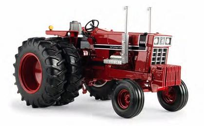 International 1568 Precision Elite Tractor #3