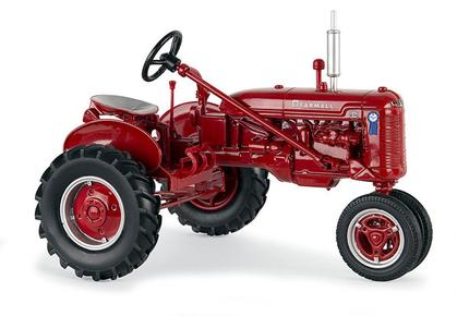 Farmall B Tractor with Blue Ribbon Service Logo - Prestige Collection