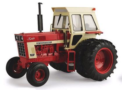 International Harvester 1066 Tractor - Prestige Collection
