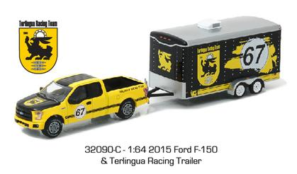 Ford F-150 2015 Terlingua Racing Team Hitch and Tow Series 9