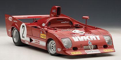 ALFA ROMEO 33 TT 12 1000km MONZA WINNER 1975 MERZARIO/LAFITTE #2