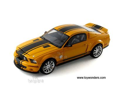 Mustang 2007  Shelby GT 500