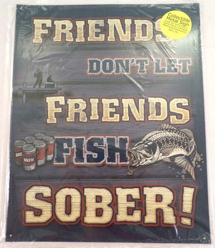 FRIENDS FISH SOBER