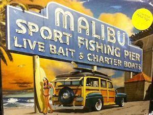 MALIBU SPORT FISHING PIER LIVE BAIT