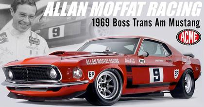 Ford Mustang Boss 302 T/A 1969