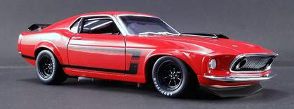 Ford Mustang Boss 302 1969 T/A
