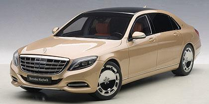 MERCEDES MAYBACH S-KLASSE (S600)